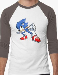 Sonic the Hedgehog - Sonic Men's Baseball ¾ T-Shirt