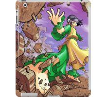 Avatar: The Last Airbender - Toph iPad Case/Skin