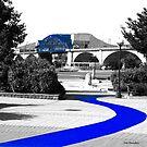 Blue Brick Path by © Joe  Beasley IPA