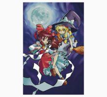 Touhou - Reimu and Marisa Kids Clothes