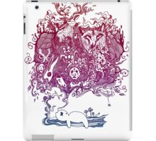 Dreaming Bear  iPad Case/Skin
