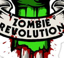 Zombie Revolution! Sticker