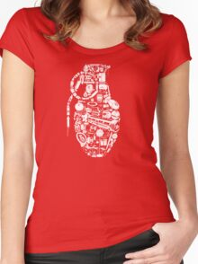 BOOM! Women's Fitted Scoop T-Shirt