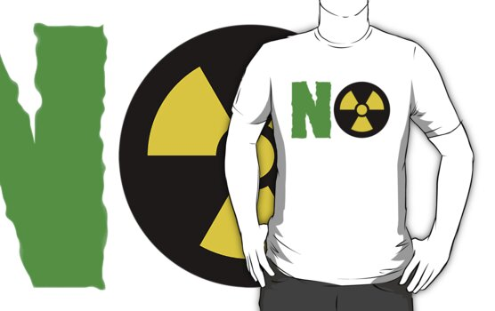 No Nukes by hotbeetees