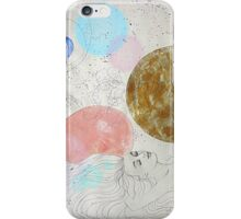 The Universe Dreaming of the Universe iPhone Case/Skin