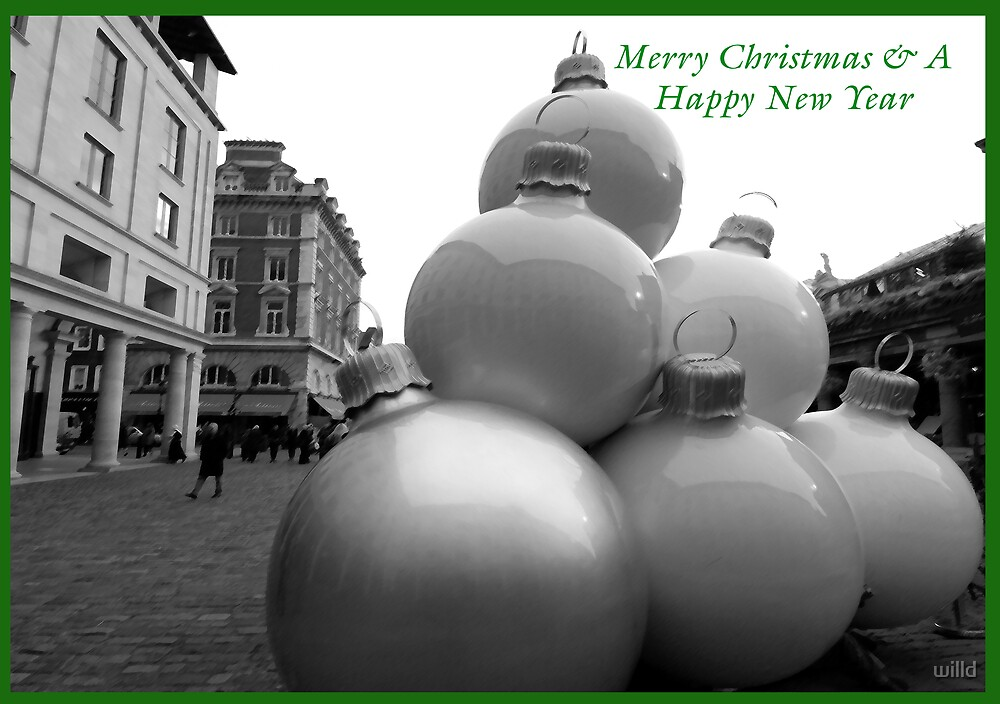 christmas card 3 by willd