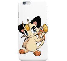 Pokemon - Meowth iPhone Case/Skin
