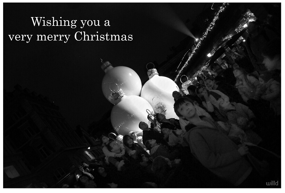 christmas card 4 by willd