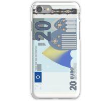 20 Euro Note Bill iPhone Case/Skin