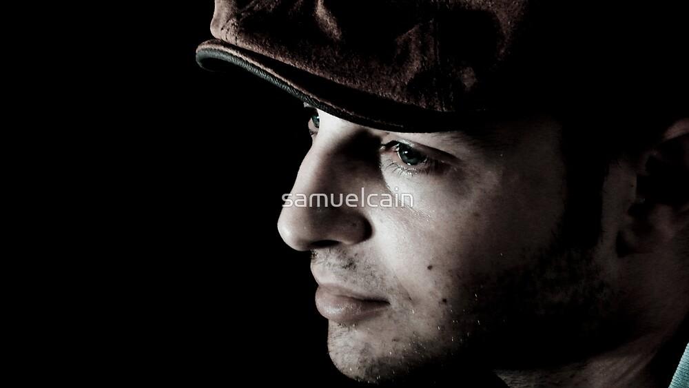 Portrait by samuelcain