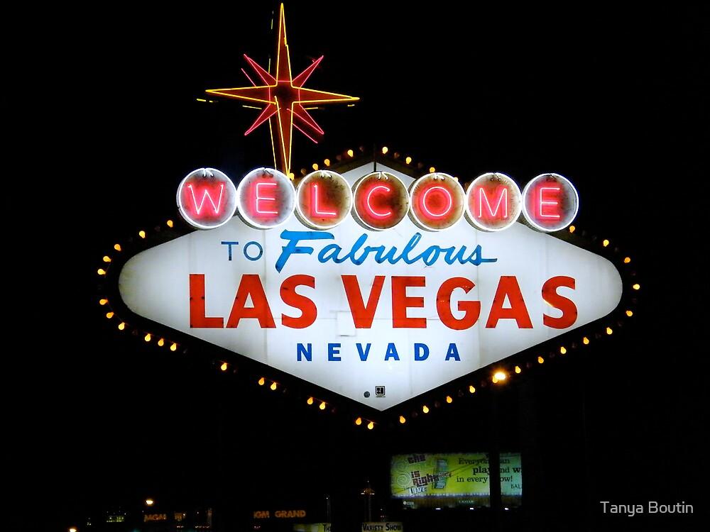 Las Vegas, NV by Tanya Boutin