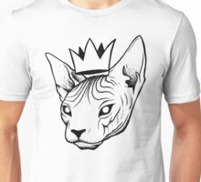 Purrfect King Unisex T-Shirt