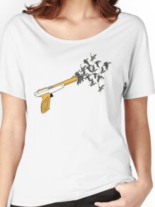 Thrill of the Hunt Women's Relaxed Fit T-Shirt