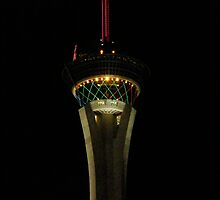 Stratosphere - Las Vegas, NV by Tanya Boutin