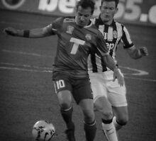 Del Piero on the attack by luc66