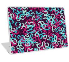Chained Mouthes 91 Laptop Skin