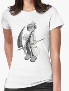 Soul Eater - Stein and Spirit Womens Fitted T-Shirt