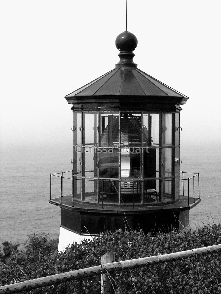 The Light at Cape Mears by Clarissa Stuart