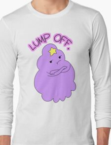 "Adventure Time - Lumpy Space Princess ""Lump Off"" Long Sleeve T-Shirt"