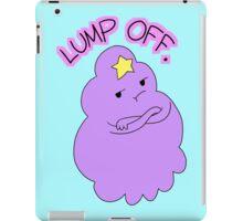 "Adventure Time - Lumpy Space Princess ""Lump Off"" iPad Case/Skin"