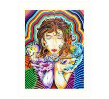 Rachel Art Print