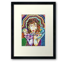 Rachel Framed Print