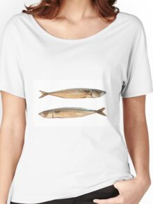 Smoked mackerel Women's Relaxed Fit T-Shirt
