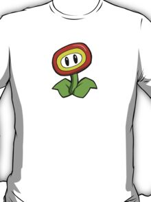 Super Mario Bros. - Fire Flower T-Shirt