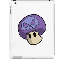 Super Mario Bros. - Poison Mushroom iPad Case/Skin