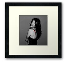 the tattoo Framed Print