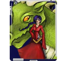 Dealing with fantasy iPad Case/Skin