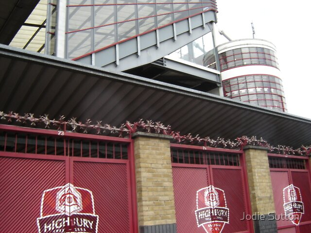 Highbury by Jodie Sutton