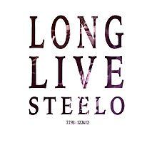 Capital Steez - Long Live Steelo Photographic Print