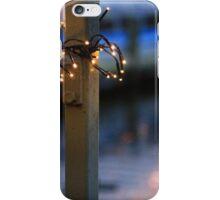 Pier Lights  iPhone Case/Skin