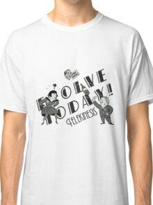 Bioshock: Telekinesis, Evolve Today! Classic T-Shirt
