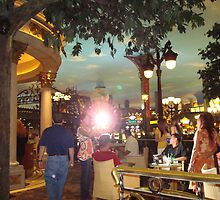 Paris Casino - Las Vegas by Ezza