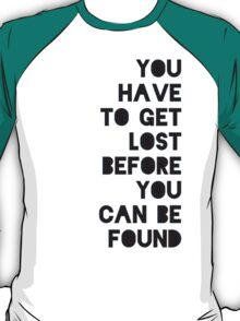 Lost and Found T-Shirt