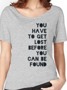 Lost and Found Women's Relaxed Fit T-Shirt