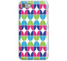 Geometric Circular Pattern iPhone Case/Skin