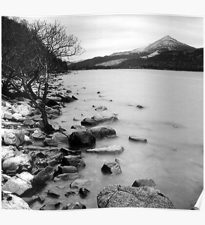 Loch Rannoch Shoreline Poster