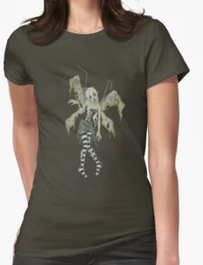 Zombie Faery Womens Fitted T-Shirt