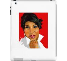 Aretha Franklin iPad Case/Skin