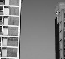 Architecture in Leicester by Peter Sharpe