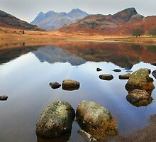 Blea Tarn, Little Langdale by Mark Haynes Photography