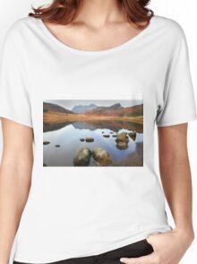 Blea Tarn, Little Langdale Women's Relaxed Fit T-Shirt