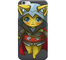 Assassin's Cat iPhone Case/Skin