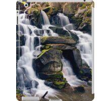 The Cascades, Virginia Water iPad Case/Skin