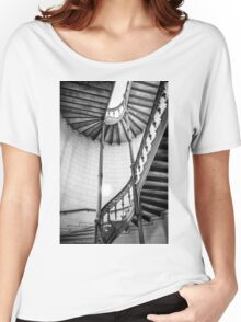 Schwerin Palace staircase Women's Relaxed Fit T-Shirt