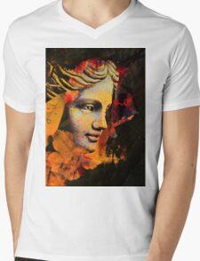 autumn maiden Mens V-Neck T-Shirt