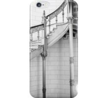 Schwerin Palace staircase iPhone Case/Skin